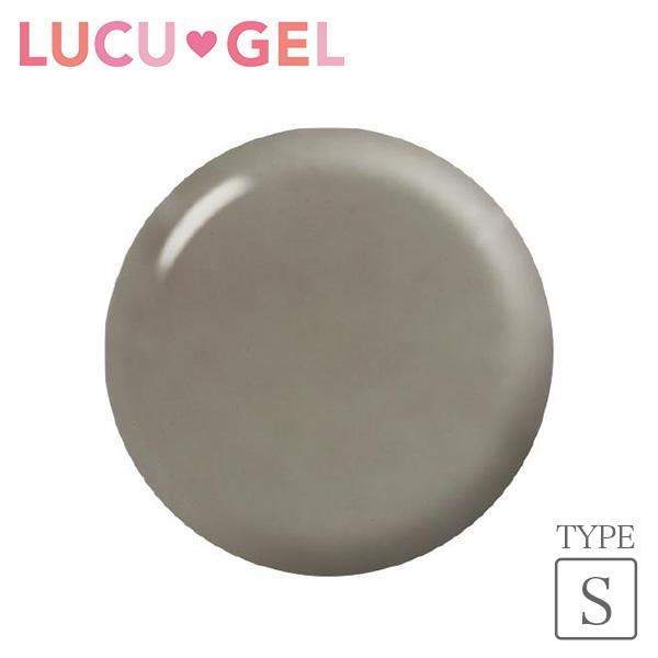 LUCUGEL ジェルネイルカラー シアーブラック BKS01(シア—)
