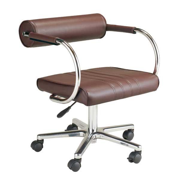 ネイルチェアー キャスター付椅子 DX AL-8