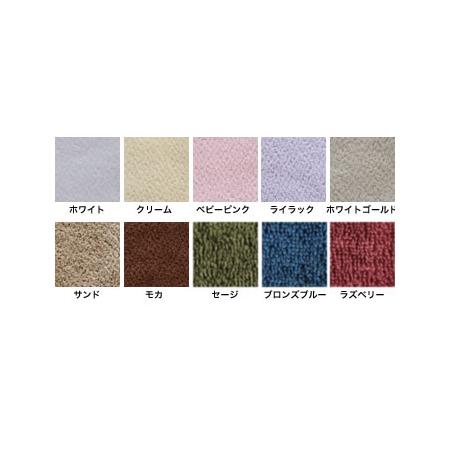【今治タオル】シープ タオルチーフ 10枚セット 25×25cm 全10色