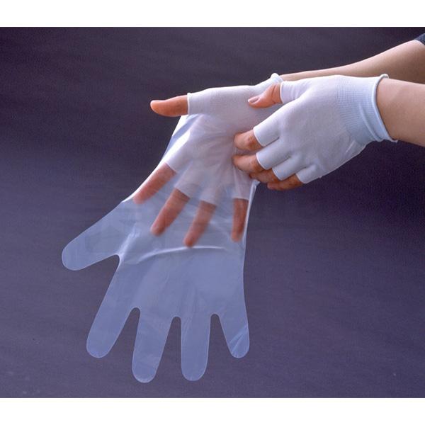 指切インナー手袋 20枚 B0950