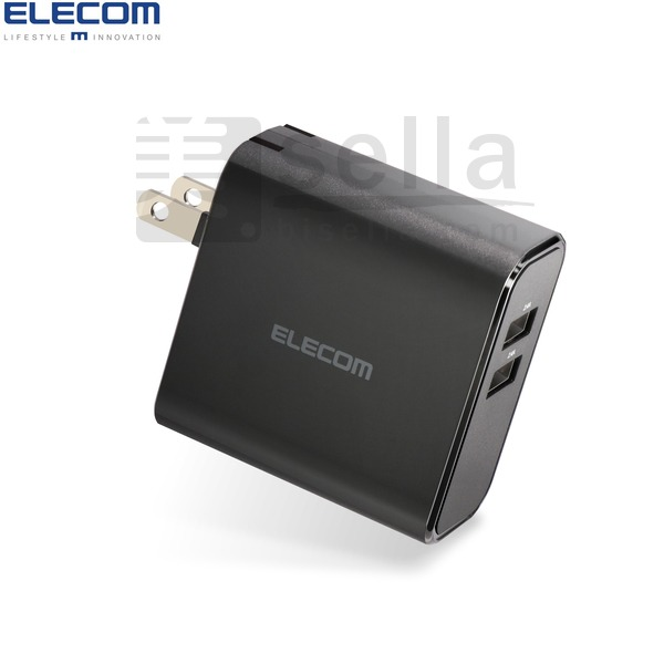 USB AC充電器/エレコム