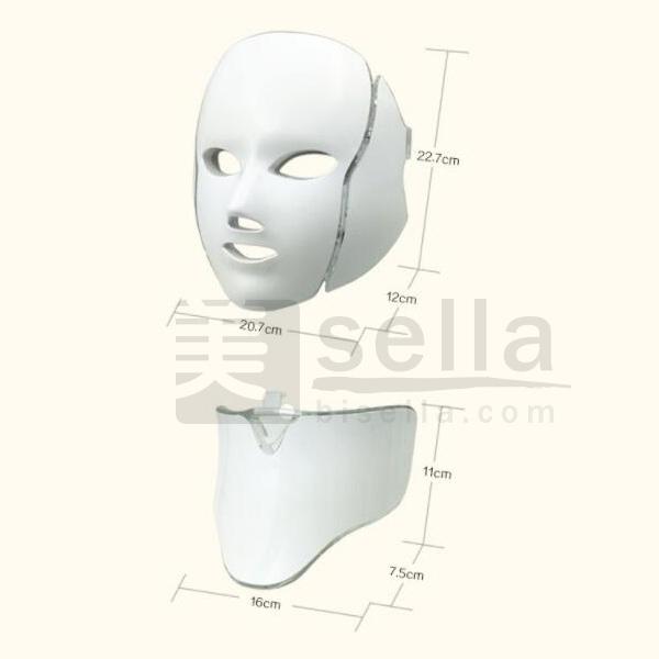 <セール中>3D/LEDマスク美顔器
