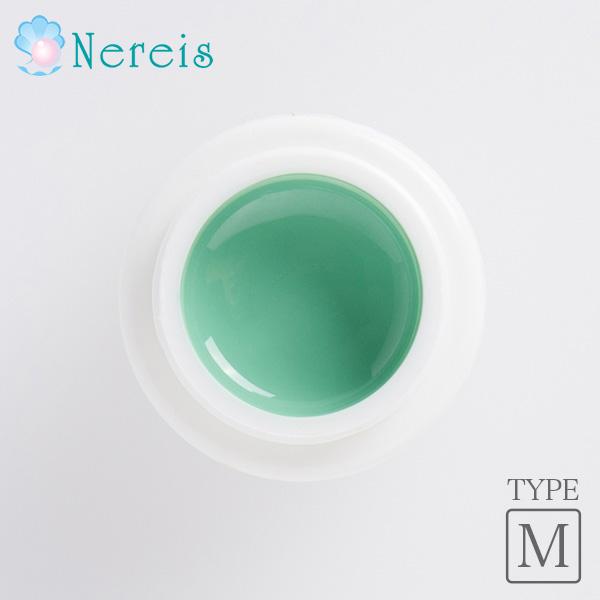 Nereis カラージェルネイル ミントグリーン 4g(MT046)