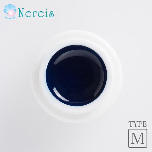 Nereis カラージェルネイル ミディアムブルー 4g(MT049)