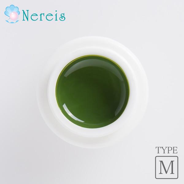 Nereis カラー ジェルネイル オリーブ 4g(MT051)