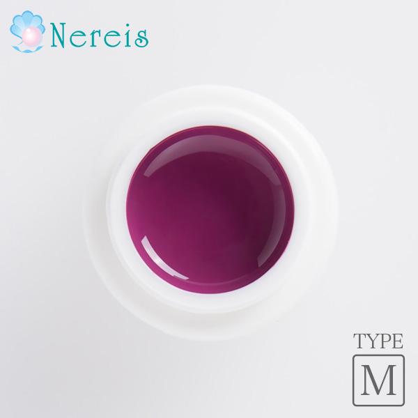 Nereis カラージェルネイル ダークモーヴ 4g(MT053)