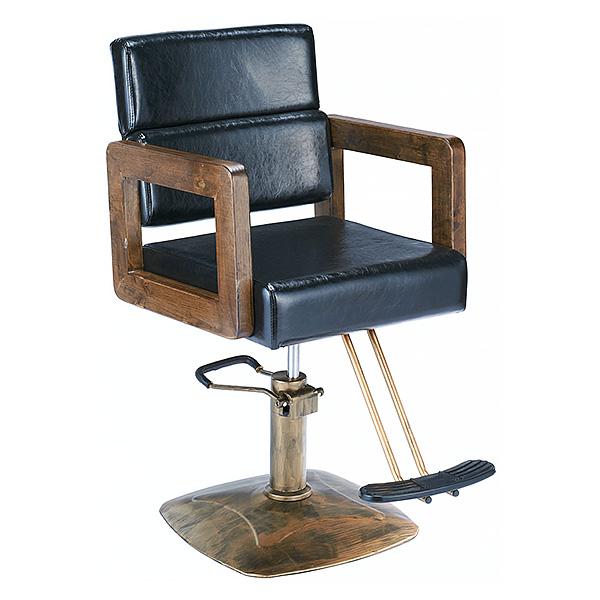 アンティーク ビューティ ビーナス CB-505 美容室セット椅子 スタイリングチェア