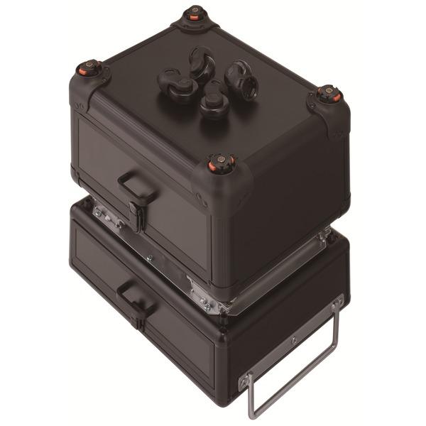 出張用 リフティング ワゴン C-800 移動収納ボックス