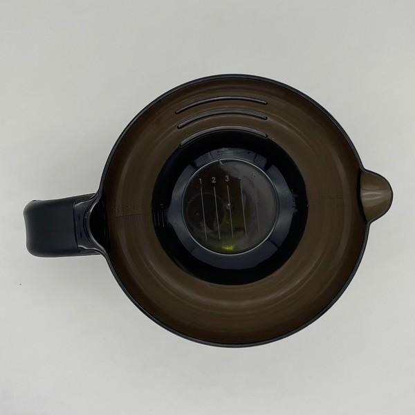 カラーリング・ヘアダイカップ 取っ手付 603 ブラック