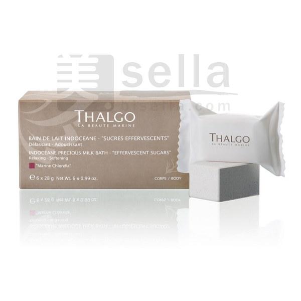 タルゴ THALGO クリームミルクバス 28g×6