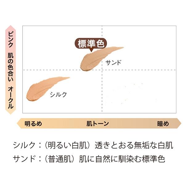 ビューティーチャージ ファンデーション リッチ(専用ケース/スポンジ付) ヌーディモア