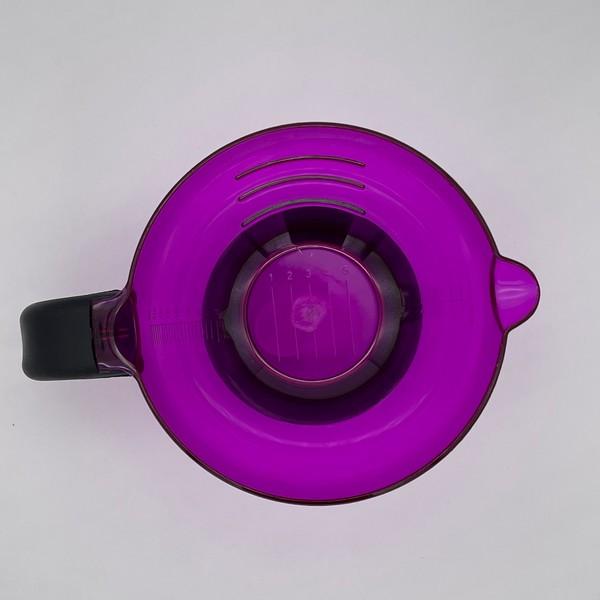 カラーリング・ヘアダイカップ 取っ手付 603 パープル