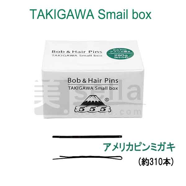 TAKIGAWAアメリカピンミガキ(ボブ&ヘアピン)