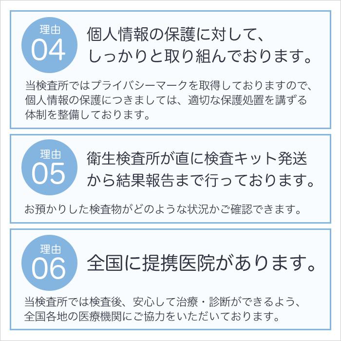 子宮頸がん 郵送検査サービス【さくら検査研究所】【ゆうパケット・定形外郵便不可】