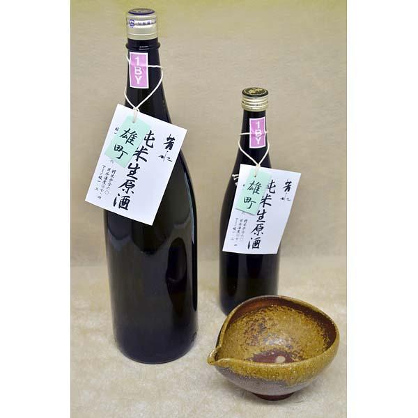 【日本酒】芳水 純米生原酒雄町PB1.8L (徳島・芳水酒造)