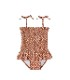 【SALE30%OFF】 Rylee&Cru   flower power smocked onepiece swimsuit