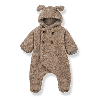 【SALE60%OFF】1+in the family    MONTREAL polar suit /BEIGE