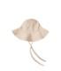 【SALE30%OFF】 Rylee&Cru   floppy sun hat / shell