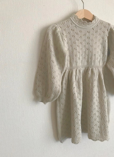 Bebe Organic   Olivia dress /Natural