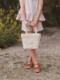 【SALE30%OFF】 Rylee&Cru   garden tote