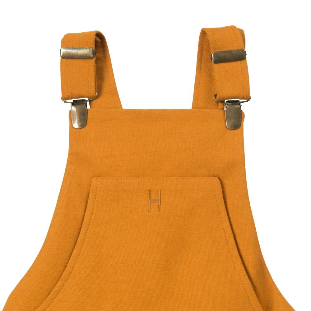 【SALE60%OFF】Little HEDONIST    Salopette LOLA/Pumpkin Spice