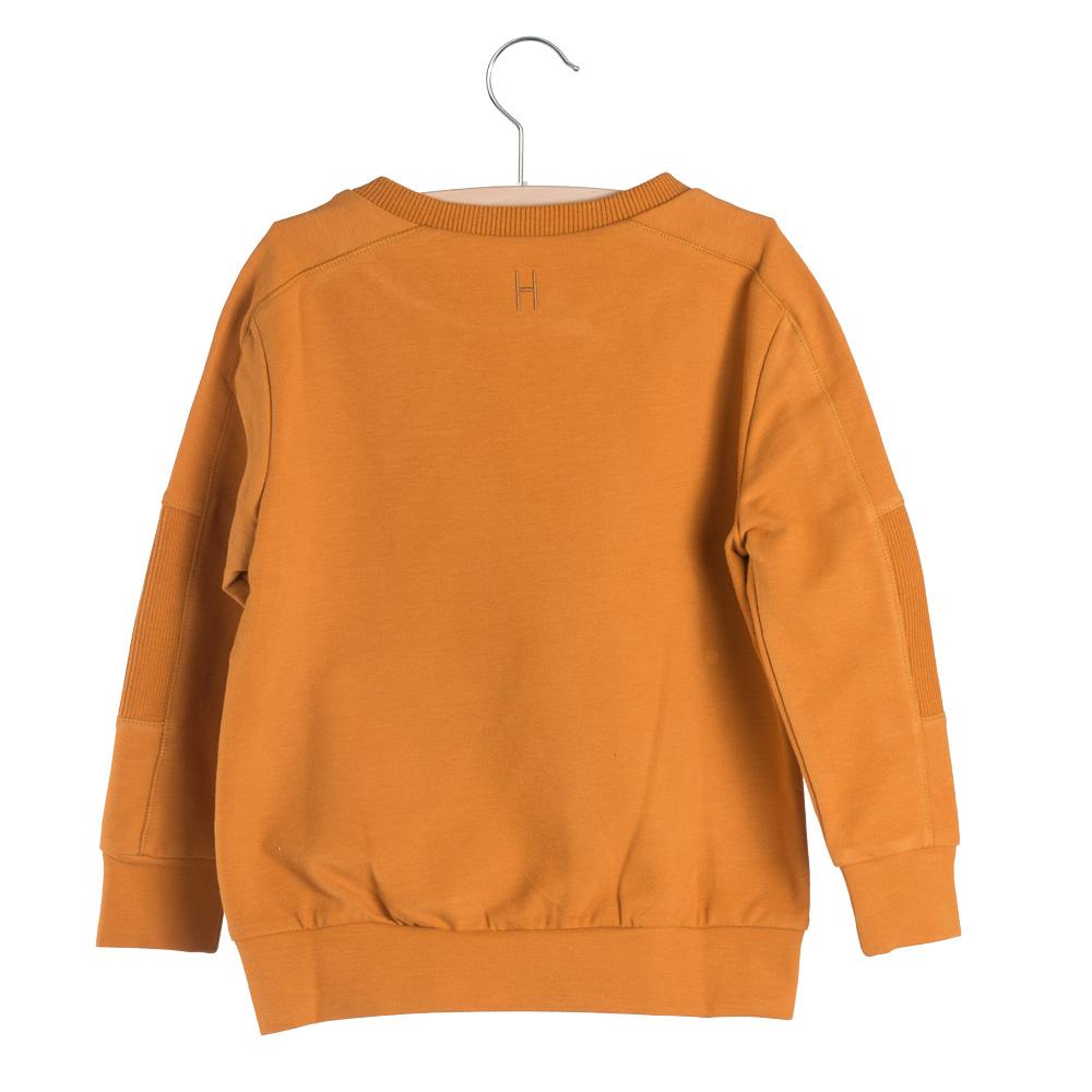 【SALE60%OFF】Little HEDONIST    SWEATER GRADY/Pumpkin Spice