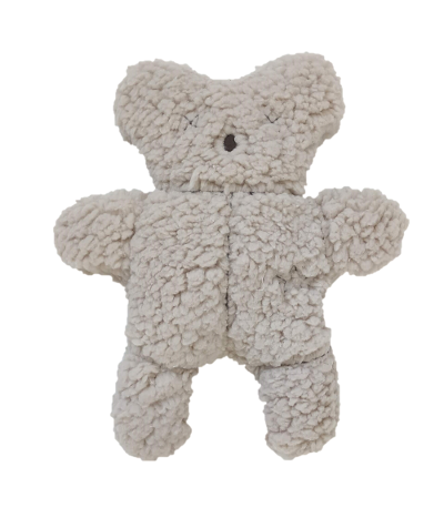 【SALE50%OFF】tocoto vintage    Knitted bear /BEIGE