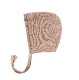 【SALE40%OFF】QUINCY MAE      Knit Bonnet / petal