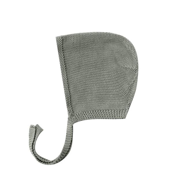 【SALE40%OFF】QUINCY MAE      Knit Bonnet / eucalyptus