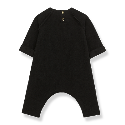 【SALE60%OFF】1+in the family  AREZZO jumpsuit/black