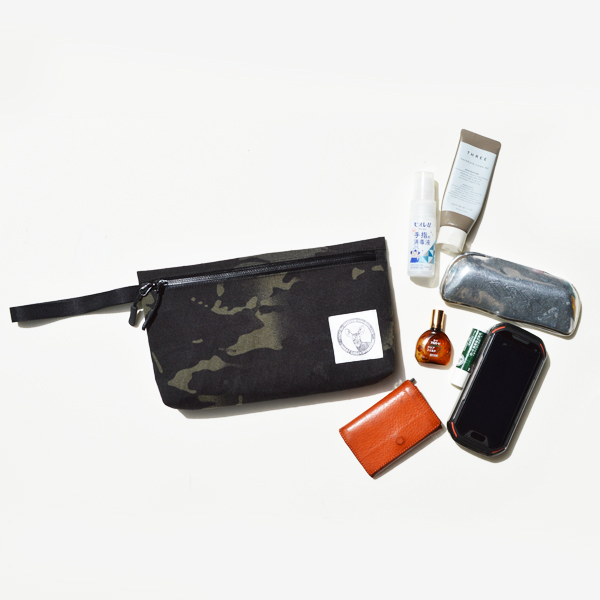 GREAT COSSY MOUNTAIN(グレートコッシーマウンテン)/ バンクポーチ X 【Bank Pouch X】<2 color>
