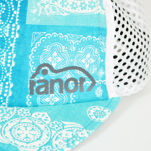 ranor(ラナー)/ バンダナ メッシュキャップ 【Bandana Mesh Cap】<Mint>