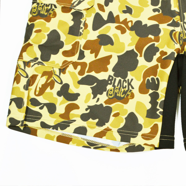 Mountain Martial Arts (マウンテンマーシャルアーツ) / MMA x BLACK BRICK カモ ランパンツ V4.5【MMA x BLACK BRICK CAMO 7pocket Run Pants V4.5】<BLACK BRICK Camo>