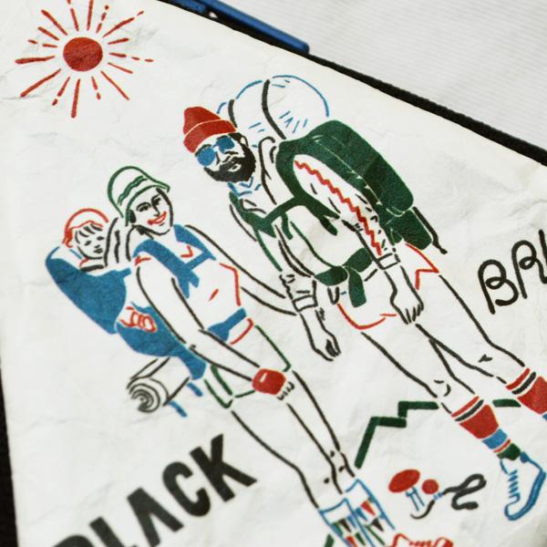 EYL(イーワイエル) / トライアングルコインパース BLACK BRICK Limited Edition【Triangle Coin Purse BLACK BRICK Limited Edition】<Hiker>