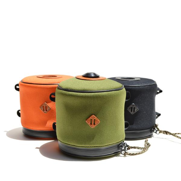 holo (ホロ)/OD缶 ケース【OD Gas Cartridge Case】<3 color>