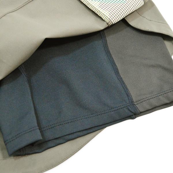 Mountain Martial Arts (マウンテンマーシャルアーツ) / MMA フィッシュテイル ランスカート 【 MMA Fish Tail Run Skirt 】<Olive>