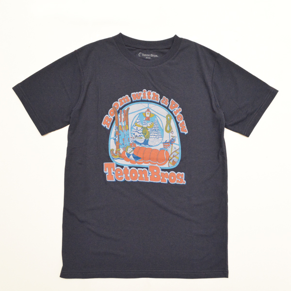Teton Bros.(ティートンブロス) / ルーム ウィズア ビュー Tee【Room With a View】<4 color>