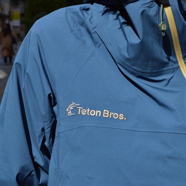 Teton Bros.(ティートンブロス) / ツルギライトジャケット 2.0 【Tsurugi Lite Jacket 2.0】<7 color>