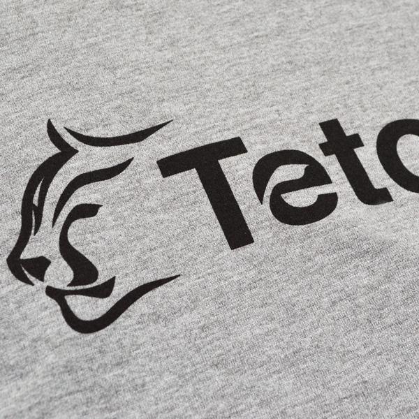 Teton Bros.(ティートンブロス) / スタンダード ロゴTee 【Standard LOGO Tee】<Gray>