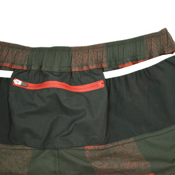 Mountain Martial Arts (マウンテンマーシャルアーツ) / MMA 7ポケット ランニングパンツ Shorty 【MMA 7pkt Running Pants Shorty】<Red Check>