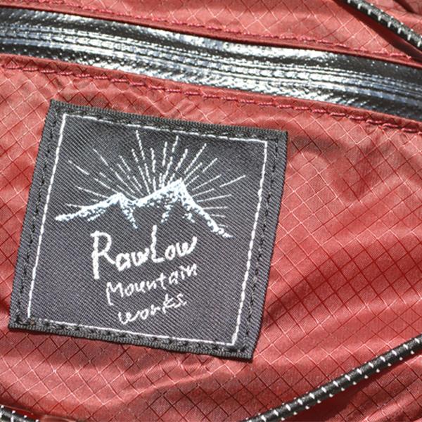 RawLow Mountain Works (ロウロウ マウンテンワークス) / ナッツ ミニ 【Nuts Mini】<4 color>