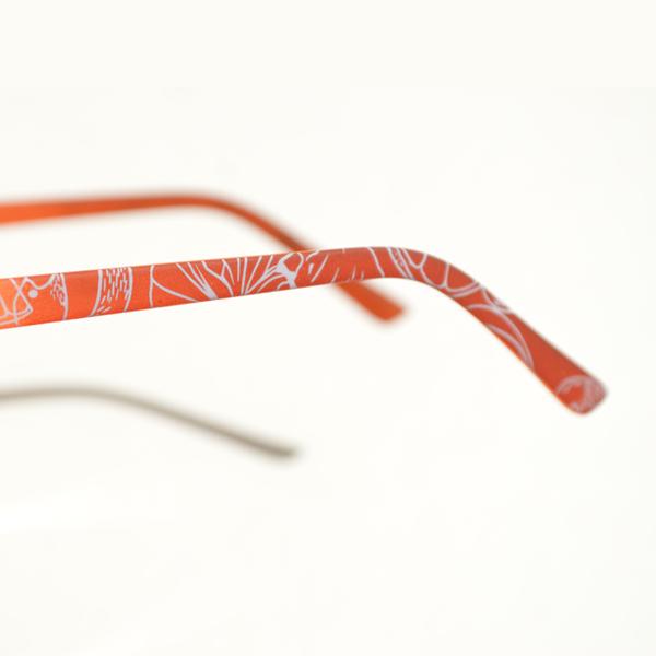 goodr(グダー) / ランニングサングラス 「Carl's Inner Circle」 CG トロピカル【Running Sunglasses 「Carl's Inner Circle」 CG Tropical】<Print>