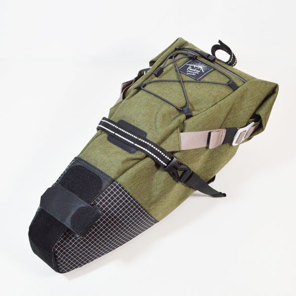 RawLow Mountain Works (ロウロウ マウンテンワークス) / バイクンハイクバッグ New Color 【Bike'n Hike Bag New Color】<Moss>