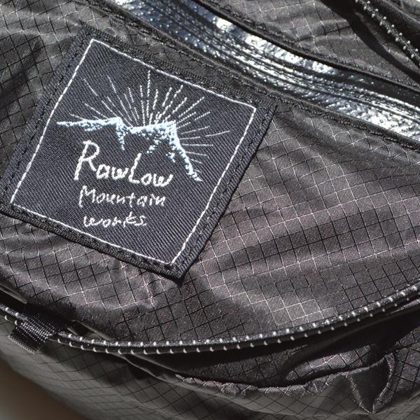 RawLow Mountain Works (ロウロウ マウンテンワークス) / ナッツ ミニ ブラックブリック エディション 【Nuts Mini BLACK BRICK Edition】<Black>