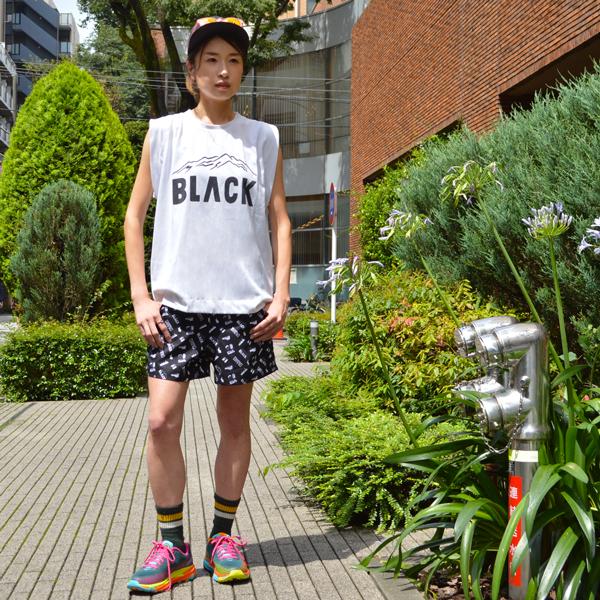 BLACK BRICK (ブラックブリック) / ブラックブリック ランパンツ 【BLACK BRICK Run Pants 】<Black>