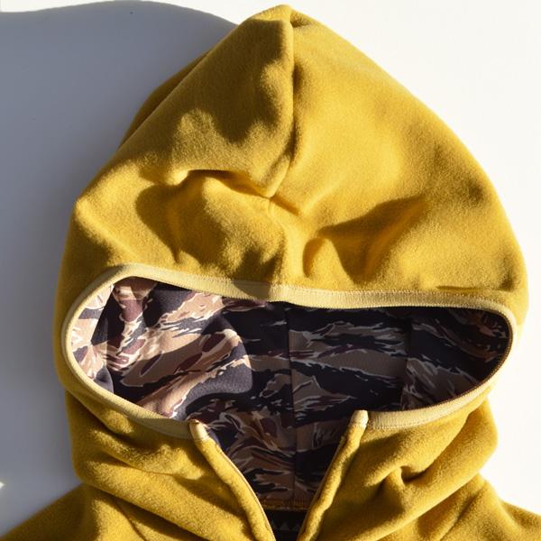 Mountain Martial Arts (マウンテンマーシャルアーツ) / MMA ポーラテック® マイクロフリース フーディー 【MMA POLARTEC®Micro Fleece Hoodie 】<3 color>