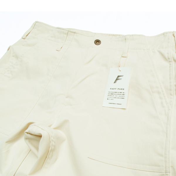 ファストパス ベーカーパンツ【FAST PASS Baker Pants】 <Kinari>/ DEEPER'S WEAR (ディーパースウェア)
