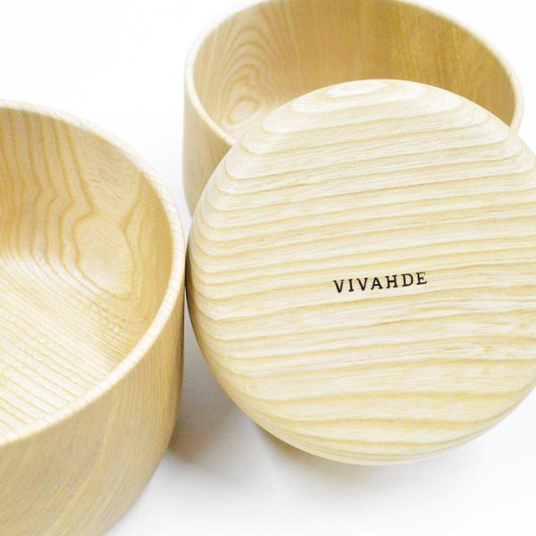VIVAHDE (ヴィヴァフデ) / 山のうつわ 【Yamano Utsuwa】<Natural>