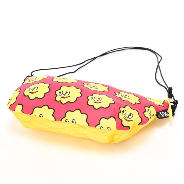 moja (モジャ) / モジャバッグ 【 moja bag 】<Pink×Yellow>
