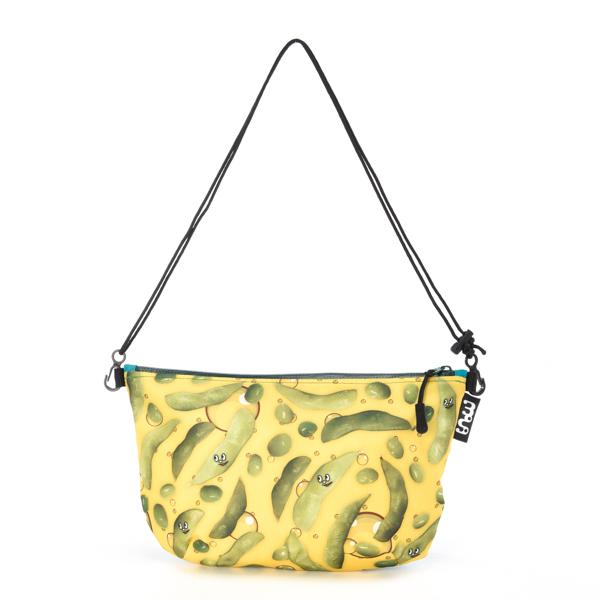 moja (モジャ) / モジャバッグ 【 moja bag 】<枝豆>